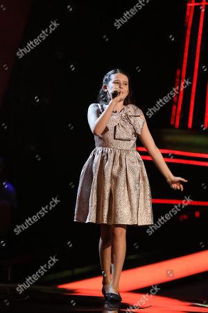 Editorial photo of 'The Voice Kids' TV Show, Series 3, Episode 3, UK - 22 Jun 2019