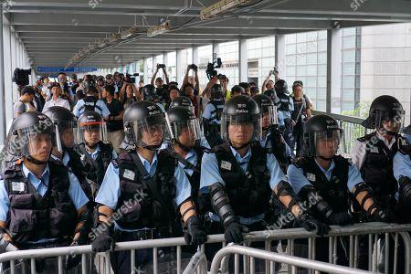 Anti extradition protests, Hong Kong