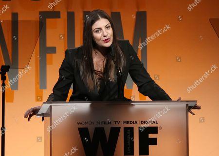 Editorial photo of Women In Film Gala, Show, Beverly Hilton, Los Angeles, USA - 12 Jun 2019
