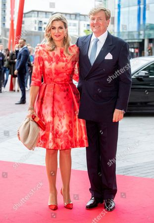King Willem-Alexander and Queen Maxima visit to Ireland, Day 2