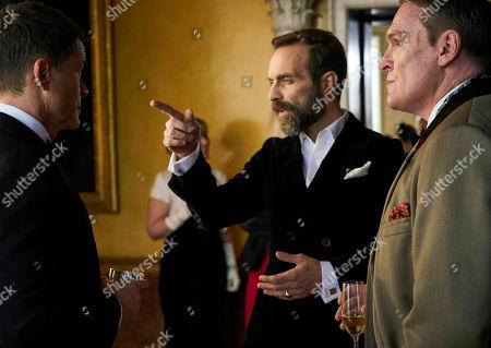 Editorial image of 'Wild Bill' Tv Show, Series 1, Episode 1 UK  - 2019