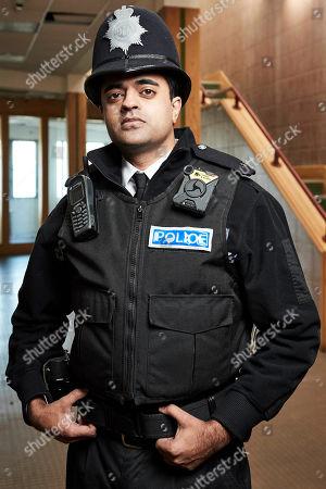 Divian Ladwa as PC Drakes.