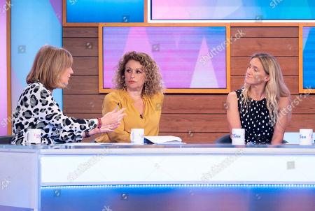Editorial picture of 'Loose Women' TV show, London, UK - 13 Jun 2019