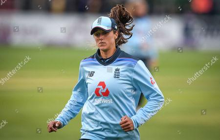 Jenny Gunn of England