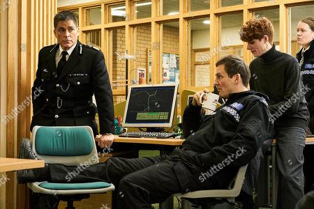 Editorial photo of 'Wild Bill' TV Show, Series 1, Episode 3 UK  - 2019