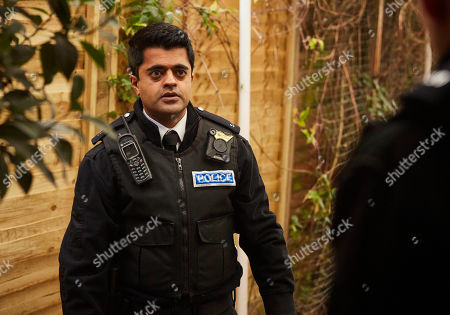 Stock Picture of Divian Ladwa as PC Drakes.
