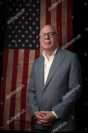 Editorial image of Michal Wolff photoshoot, New York, USA - 06 Jun 2019