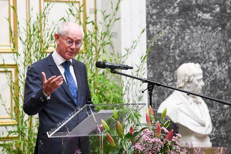 Editorial photo of Prix Francqui prize giving, Brussels, Belgium - 06 Jun 2019