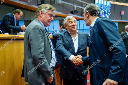 Editorial image of Epp Group Meeting, Brussels, Belgium - 05 Jun 2019