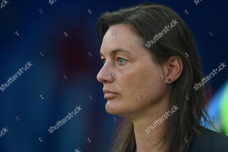 French Coach Corinne Diacre