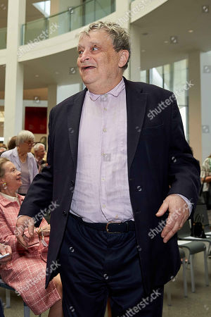 Stock Photo of Norman Rosenthal
