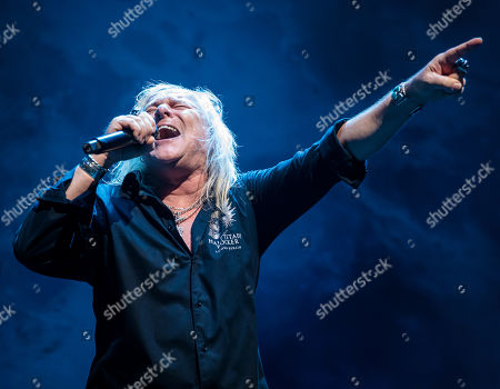 Editorial image of Uriah Heep in concert at ACL Live, Texas, USA - 29 May 2019