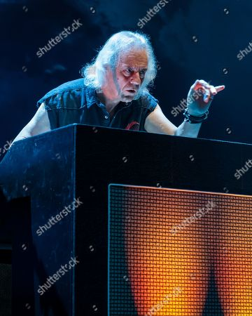 Editorial picture of Uriah Heep in concert at ACL Live, Texas, USA - 29 May 2019