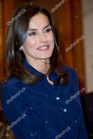 Spanish Royals presidency of Royal Spanish Academy, Madrid