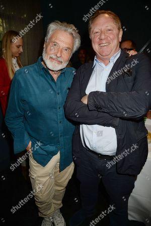 Dick Polak and Michael Hoppen