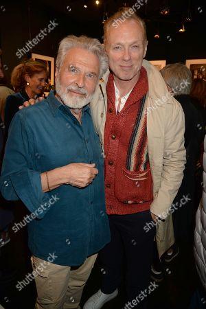 Dick Polak and Gary Kemp