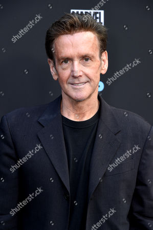 Stock Picture of Bill Sienkiewicz