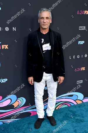Editorial image of 'Legion' TV Show Season 3 Premiere, Arrivals, ArcLight Cinemas, Los Angeles, USA - 13 Jun 2019