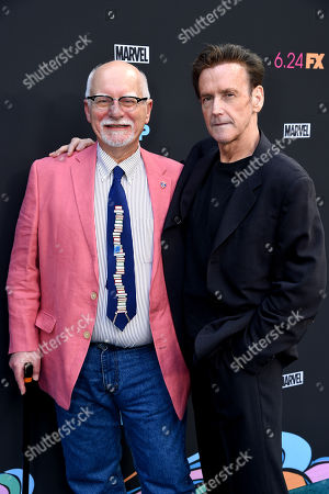 Stock Image of Chris Claremont and Bill Sienkiewicz