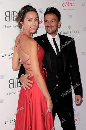 Peter Andre and Emily Andréa