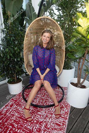 Stock Photo of Nina Eichinger