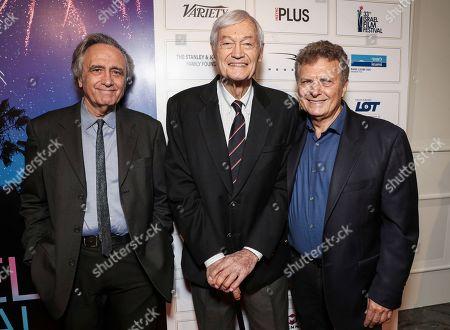 Joe Dante, Roger Corman and Meir Fenigstein