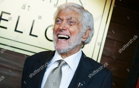 Stock Picture of Dick Van Dyke