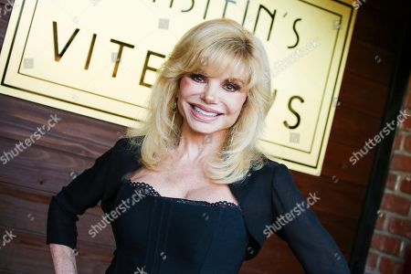 Stock Picture of Loni Anderson