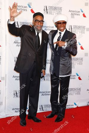 Stock Photo of Kenny Gamble and Nile Rodgers