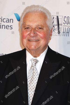 Editorial image of Songwriters Hall of Fame Annual Induction and Awards Gala, Arrivals, Marriott Marquis Hotel, New York, USA - 13 Jun 2019