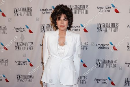 Editorial photo of Songwriters Hall of Fame Annual Induction and Awards Gala, Arrivals, Marriott Marquis Hotel, New York, USA - 13 Jun 2019