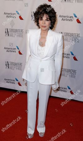 Carole Bayer Sager attends the 2019 Songwriters Hall of Fame Awards Gala at the Marriott Marquis Hotel in New York, New York, USA, 13 June 2019.