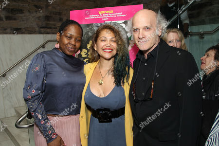 Timothy Greenfield-Sanders with Guests