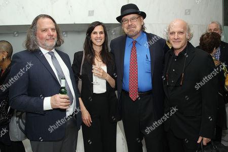 Guest, Johanna Giebelhaus, David Carrasco, Timothy Greenfield-Sanders