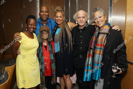 Editorial picture of New York Screening of 'Toni Morrison: The Pieces I am', New York, USA - 13 Jun 2019