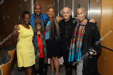 Editorial photo of New York Screening of 'Toni Morrison: The Pieces I am', New York, USA - 13 Jun 2019