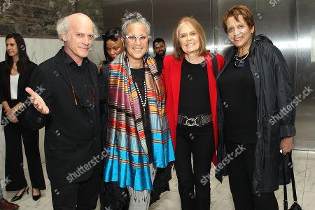 Timothy Greenfield-Sanders, Gina Belafonte, Gloria Steinem, Paula Giddings