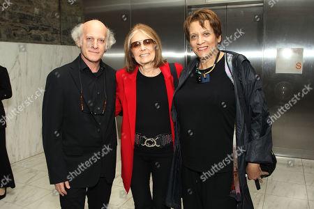 Timothy Greenfield-Sanders, Gloria Steinem, Paula Giddings