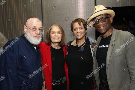 Guest, Gloria Steinem, Paula Giddings, Bill T Jones