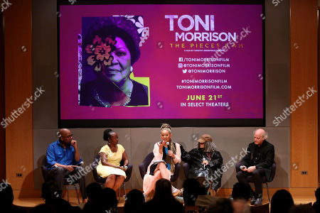 Editorial image of New York Screening of 'Toni Morrison: The Pieces I am', New York, USA - 13 Jun 2019