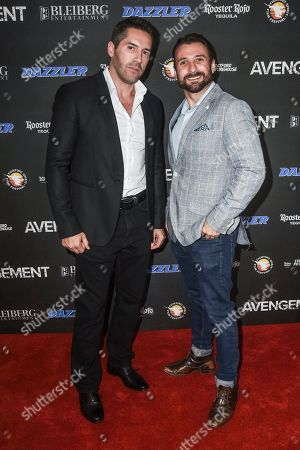 Scott Adkins and guest
