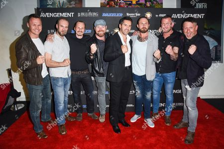 Editorial photo of 'Avengement' film premiere, Stratford East Picturehouse, London, UK - 13 Jun 2019