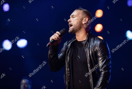 Stock Photo of Wet Wet Wet - Kevin Simm