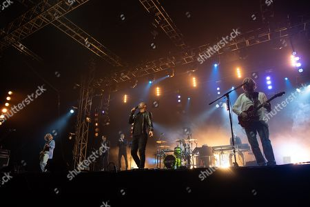Editorial picture of Isle Of Wight Festival, Day 1, UK - 13 Jun 2019