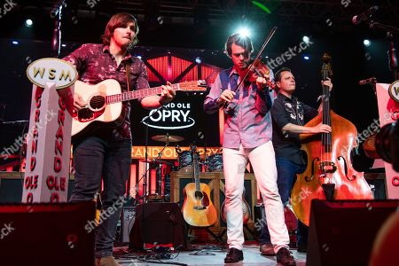 Charlie Worsham, Ketch Secor. Charlie Worsham, left, and Ketch Secor perform during the Grand Ole Opry performance at the Bonnaroo Music and Arts Festival, in Manchester, Tenn