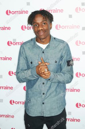 Stock Picture of Tinchy Stryder