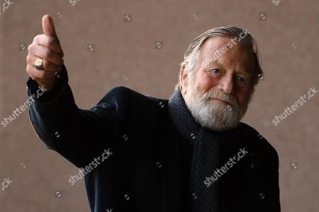 Australian actor Jack Thompson arrives at the State Memorial Service for former prime minister Bob Hawke from the steps of the Sydney Opera House in Sydney, Australia, 14 June 2019. Thousands gathered to pay their last respect to late former Australian prime minister Bob Hawke, who died on 16 May 2019 at the age of 89, at the Sydney Opera.