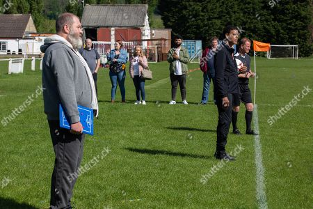 Ep 8515 Tuesday 25th June 2019 - 1st Ep A big village football match sees the villager's competitiveness put to the test, especially when Doug Potts and Jimmy King hear the opposition manager is Chris Kamara... With Bear Wolf, as played by Joshua Richards, managing the village team, Paddy Kirk is eager to impress him.