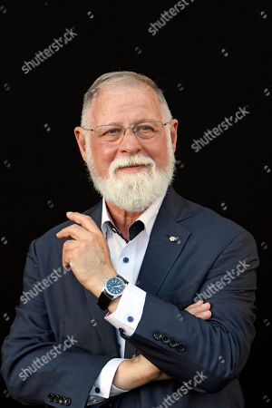 Stock Picture of Alberto Manguel