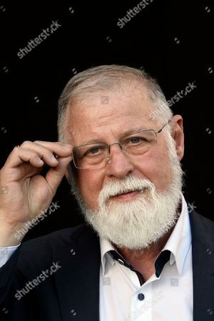 Stock Image of Alberto Manguel